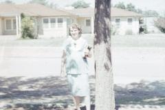 Barbara Mayes 1960