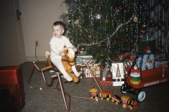 1961, Mayes, Paul III, Christmas