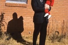 Paul Jr. and Paul III, 1962