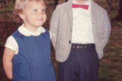 Jay and Judy Miller Arkansas 1965