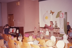 Paul III school play, Abilene 1966