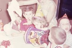 Barbara, Laurie, Paul Mayes Abilene 1966