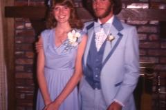 Paul III and Sheila, Tulsa 1978