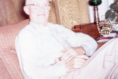 Howell Johnson, Christmas 1968 Midland