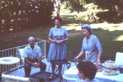 Howell, Lillian Johnson & Barbara Mayes