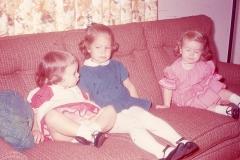 Susan & Linda Chapelle, Laurie Mayes