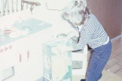Laurie, Christmas 1966 Abilene