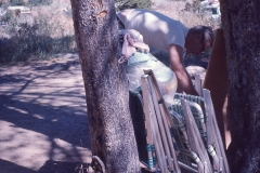 Paul Jr., Camping 1968 Davis Mountains