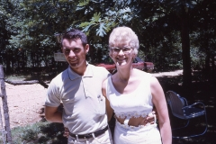 Jack and Jo Ann Miller, 1969
