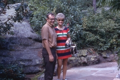 Janice and Bill Chapelle, 1971