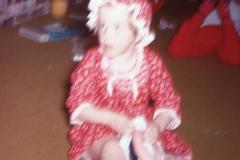 Laurie, Christmas 1968 Midland