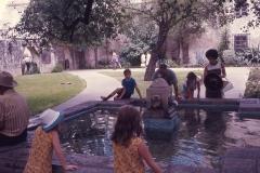 Mayes Family at Alamo