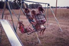 Laurie, Lisa and Bradley sisters
