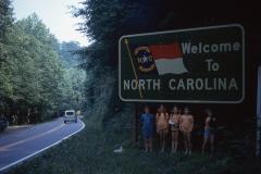 Paul, Linda, Susan, Laurie Lisa, North Carolina,1971